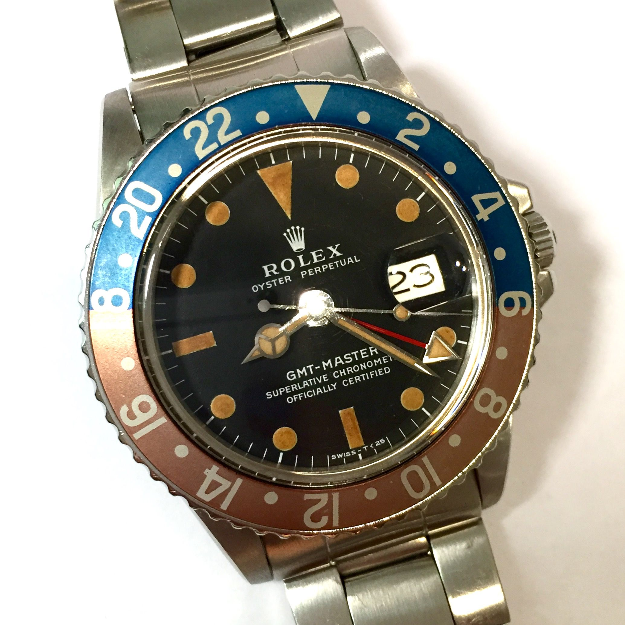 Preowned Rolex GMT Master negotiable PreOwned Authentic