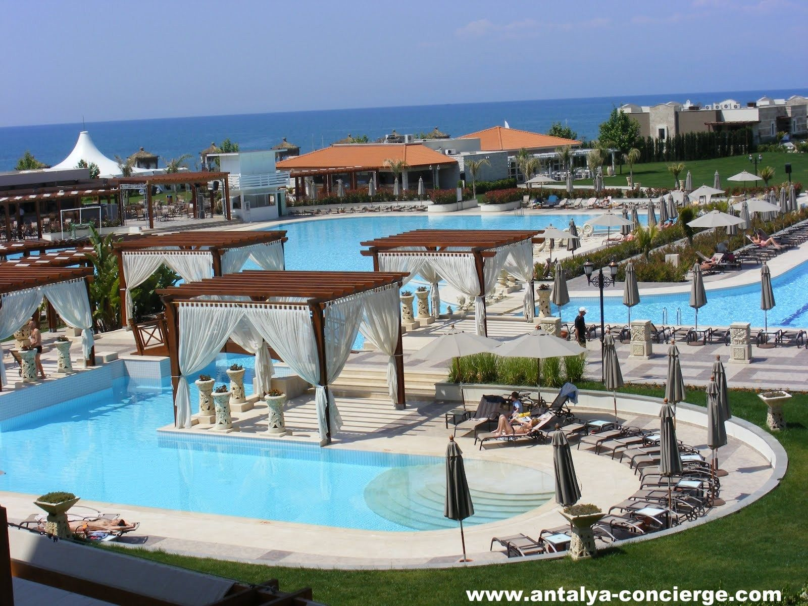 Ela Quality Resort Hotel In Belek Holiday In Turkey Otel
