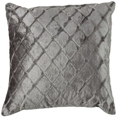 Cortesi Home Spectra Textured Decorative Square Accent Pillow