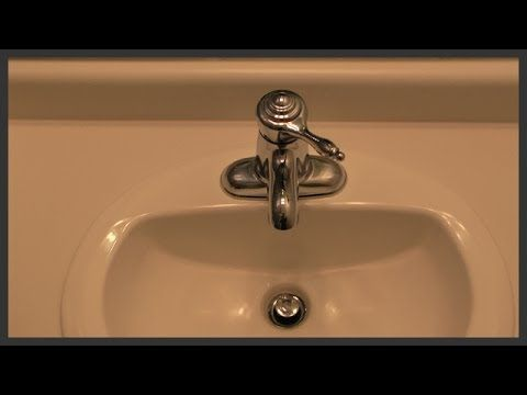 Bathroom Faucet With Drain Replacement Diy Plumbing Bathroom Faucets Replace Bathroom Faucet
