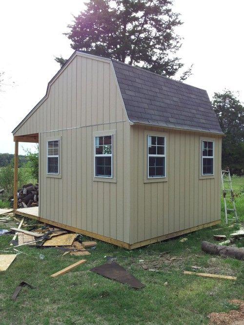 Davids Barn Shed Barns Sheds Backyard Sheds Shed