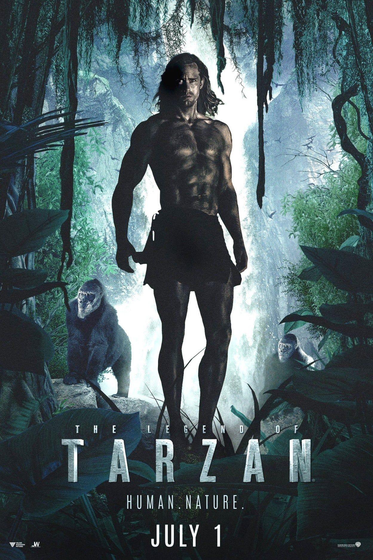 The legend of tarzan FULL MOVIE hdp sub english play