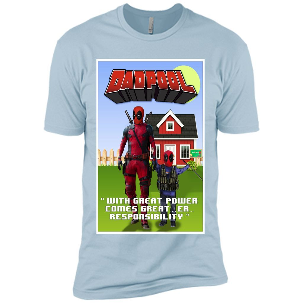 DadPool - Happy Fathers Day T-Shirt