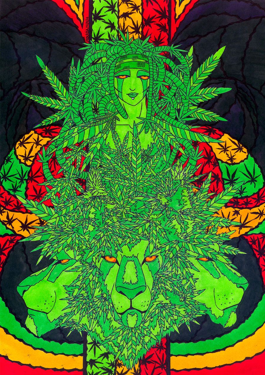 Mary jane weed wallpaper trippy bing images trippy - Weed wallpaper ...