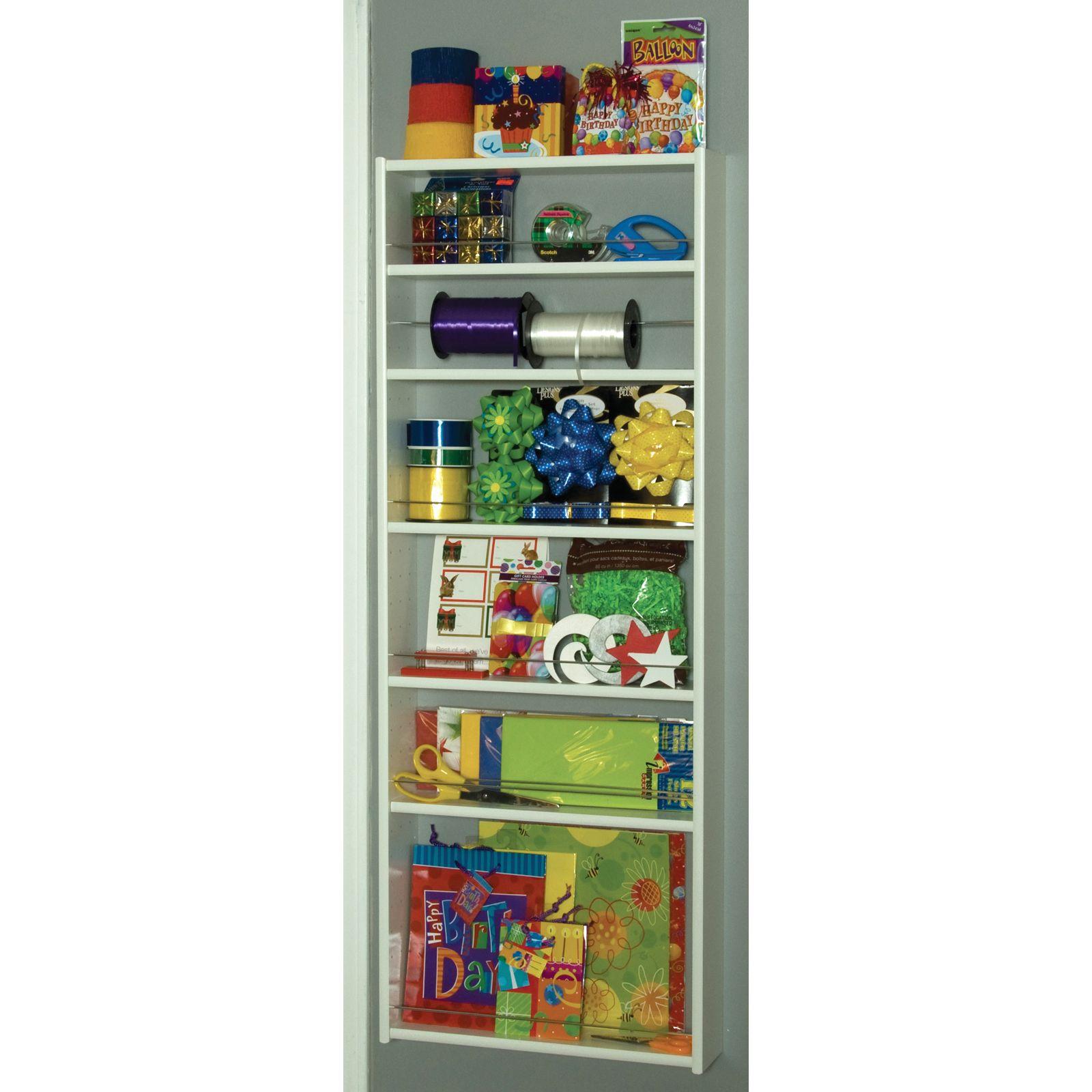 Tall Skinny Cabinet Organizer | Home > Shelving > Shelves > Wall ...