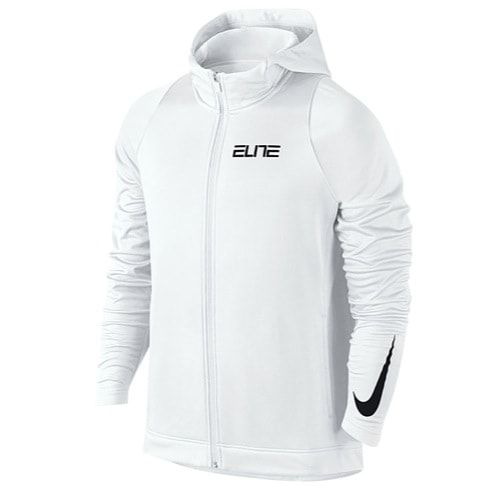 classic fit half off utterly stylish Nike Elite Stripe F/Z Hoodie - Men's at Foot Locker in 2019 ...