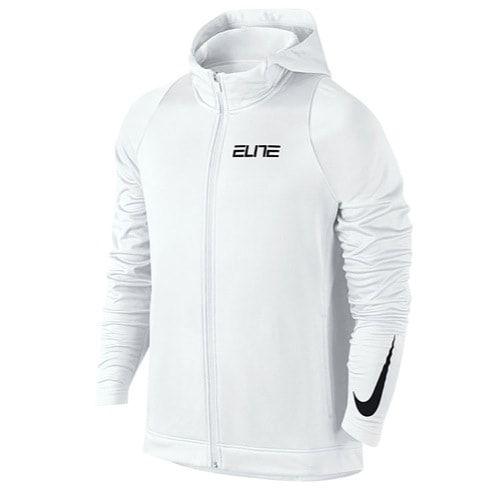 Nike Elite Stripe F/Z Hoodie - Men's at Foot Locker