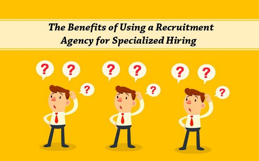 How To Get A Job In A Recruitment Agency