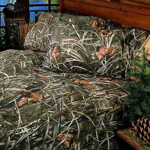 Realtree Max 4 Camo Comforter Set Bed In A Bag
