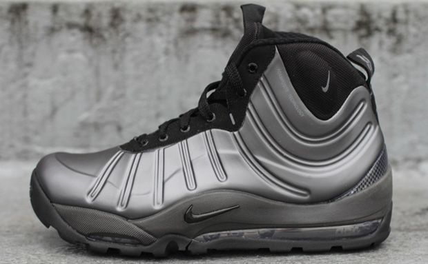 """fcc894fa08654 Nike ACG Air Max Posite Bakin Boot """"Metallic Silver"""" This might be the  coolest winter shoe I ve seen in awhile"""