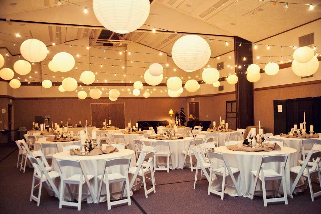 Wedding Venue Decoration Ideas On A Budget With Wedding Table