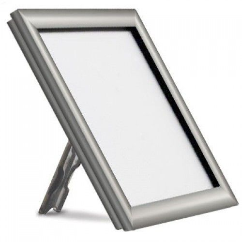 Ps8715 Silver Free Standing Snap Frame A5 Silver And Frames