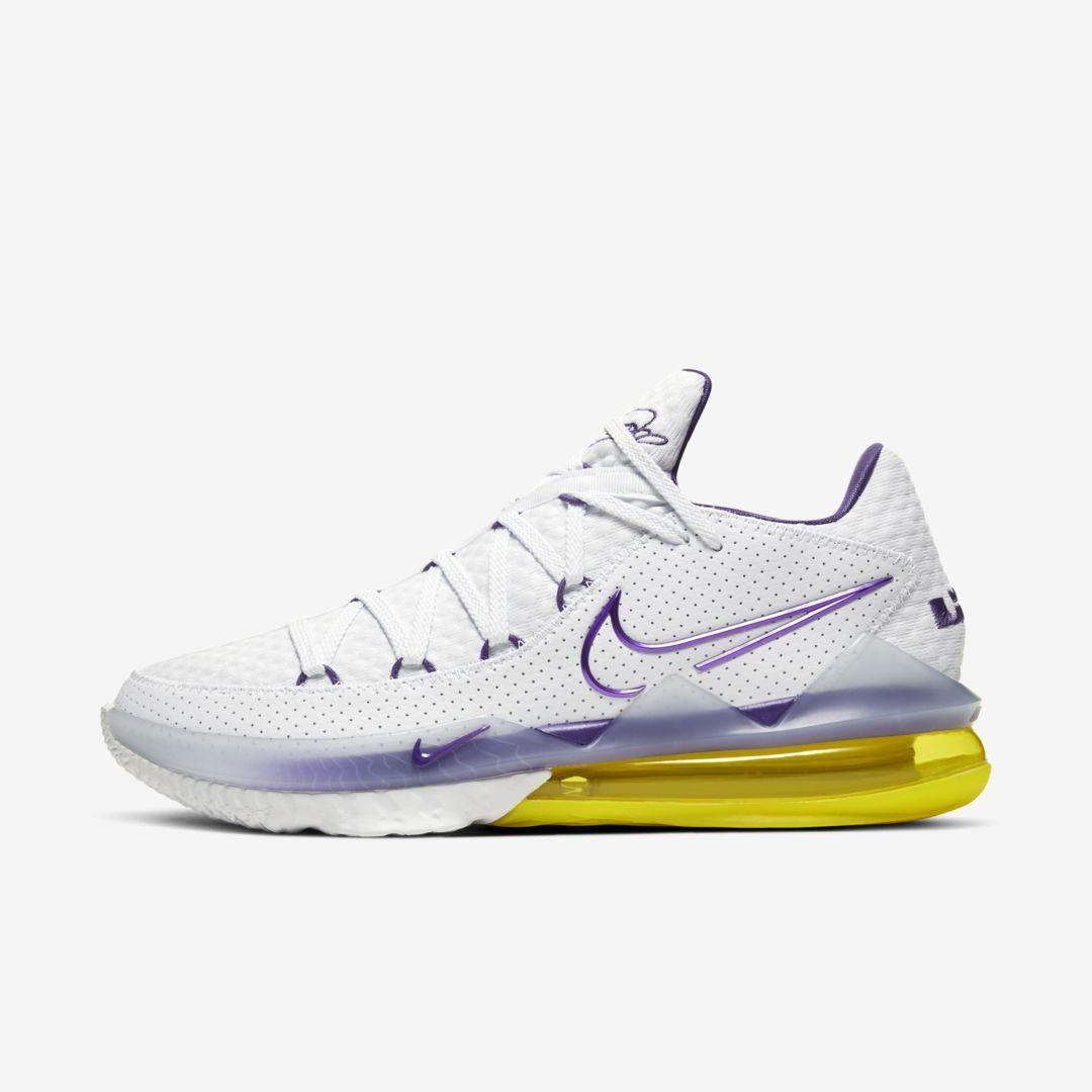 LeBron 17 Low Basketball Shoe. Nike.com