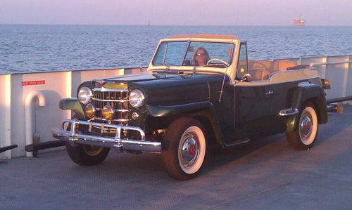 1950 Willys Jeepster Photo Submitted By Michael O Hara