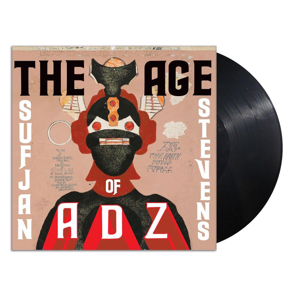 Sufjan Stevens - The Age Of Adz Vinyl 2xLP Black Sealed ...