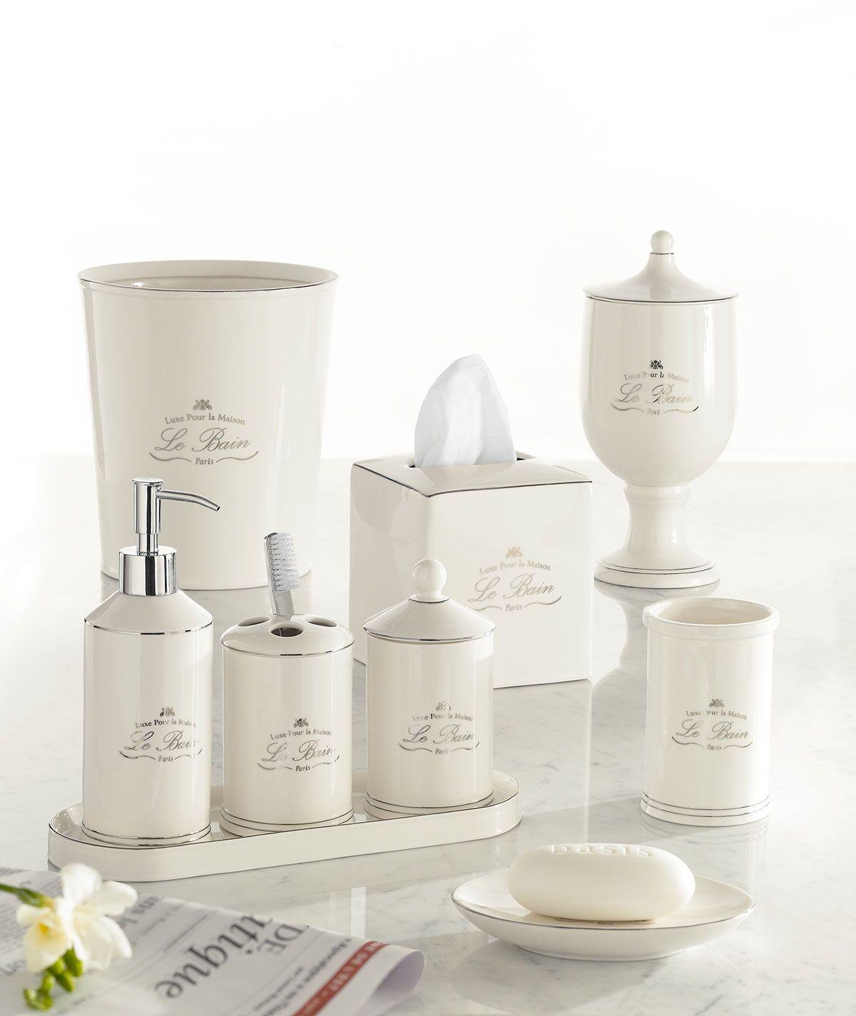 le bain bath collection top grade high temperature porcelain