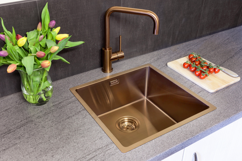 Stupendous Reginox Miami Single Bowl Undermount Kitchen Sink In 2019 Interior Design Ideas Apansoteloinfo