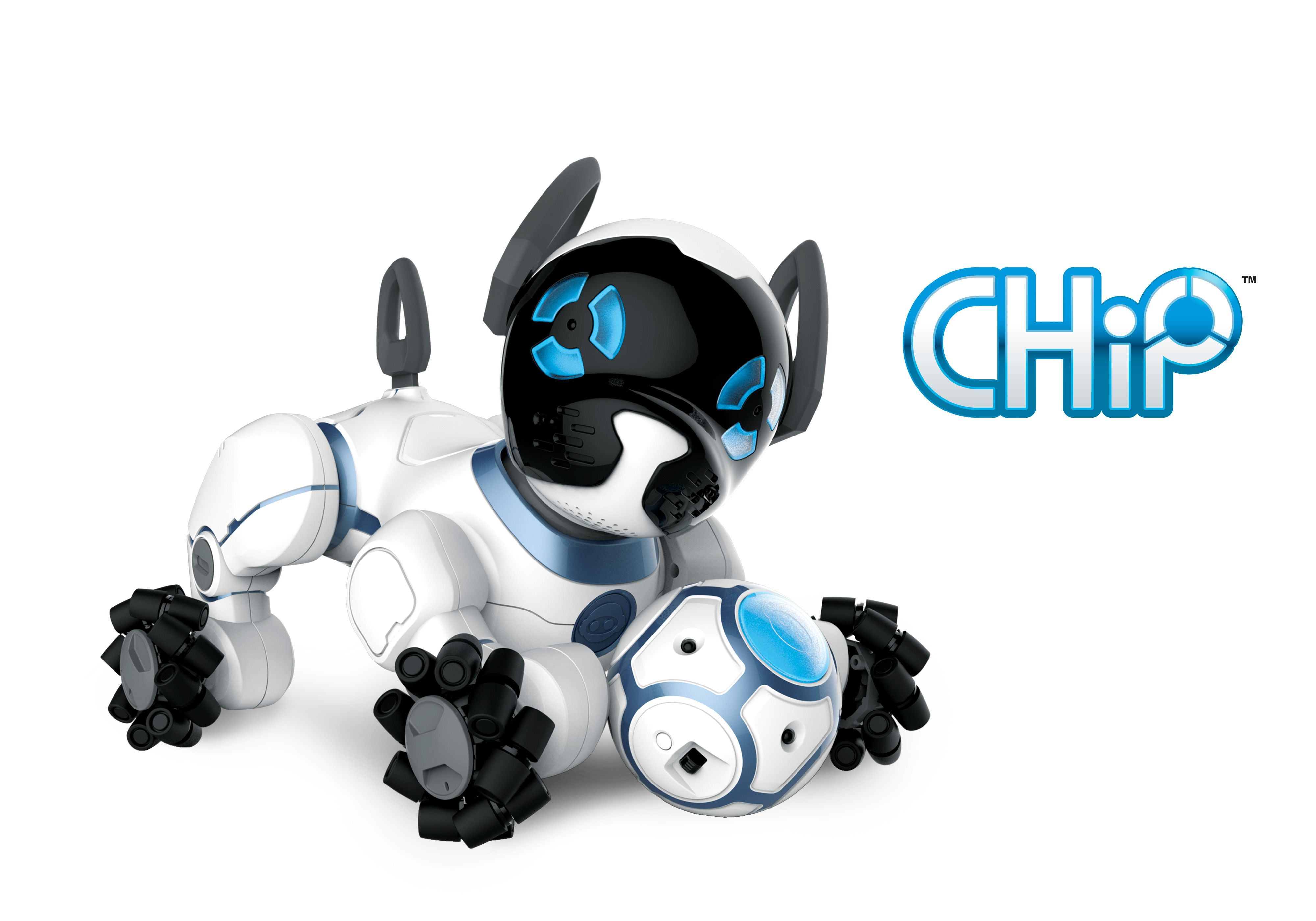 Wowwee Chip Robotic Dog 1 Chance To Win Tech Toys Robot Toy