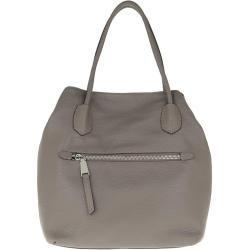 Photo of Abro Adria Shopper Bag Zinc in gray Shopper for women Abro