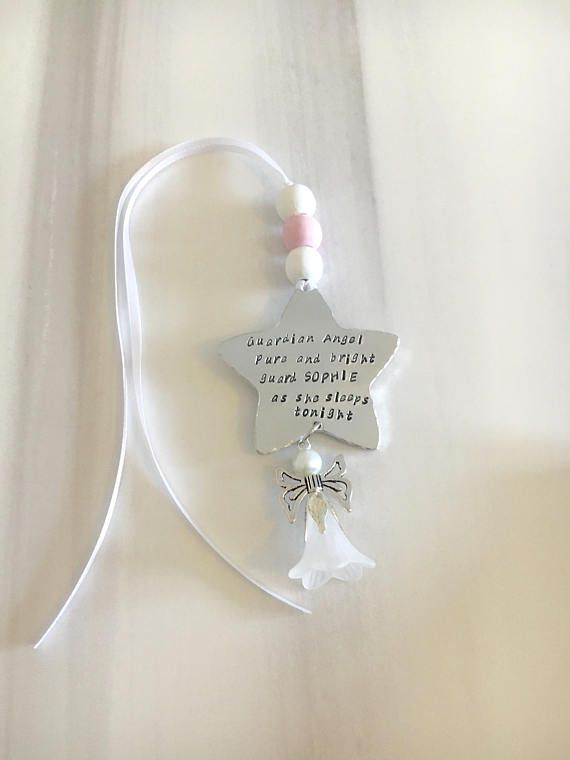 guardian angel christening gift