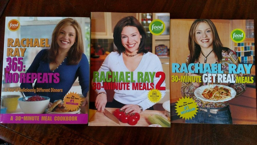 rachael ray 365 no repeats a year of deliciously different dinners