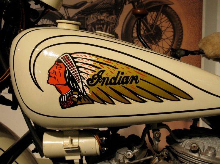 Vintage Motorcycle Decals