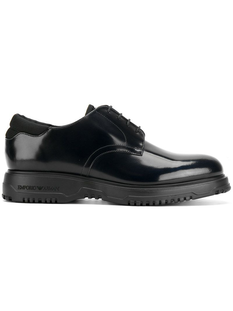 ArmaniClassic derby shoes b81Y9Kl
