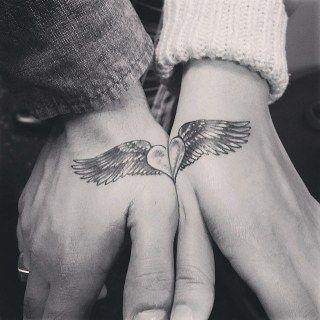 Los tatuajes para parejas más buscados en Pinterest