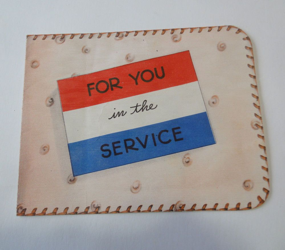Gift Card For You In The Service Military Gift Card Made In Canada