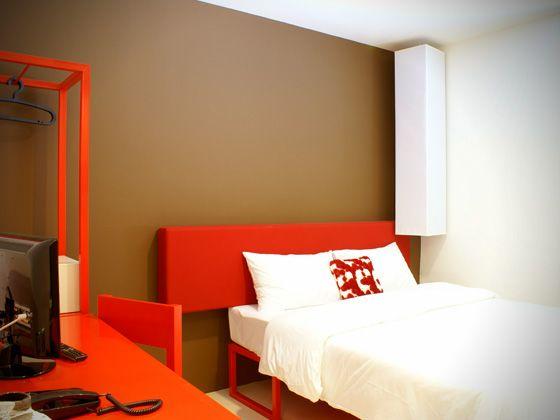Accommodation booked for Bangkok: Lub d Hostel - Silom Bangkok