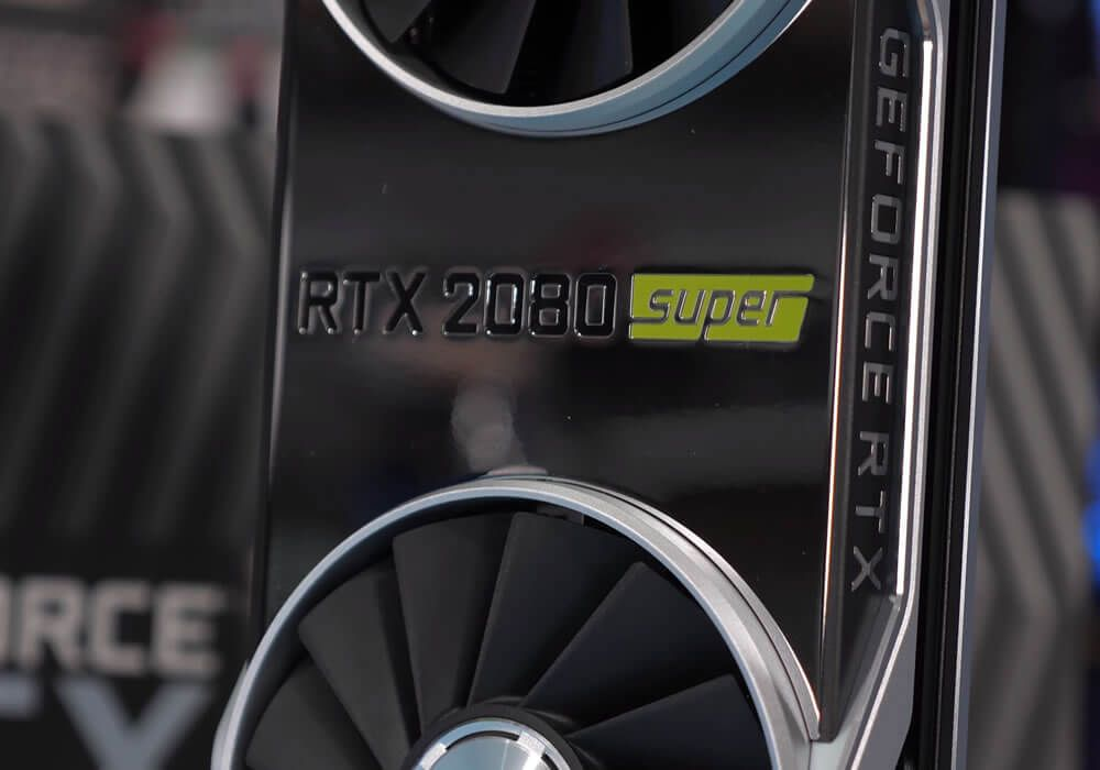 Nvidia geforce rtx 2080 super review nvidia graphic