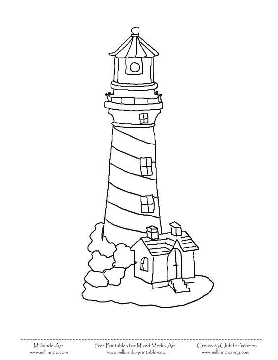 Lighthouse Coloring Pages Free Coloring Pages Lighthouse Crafts Lighthouse Drawing