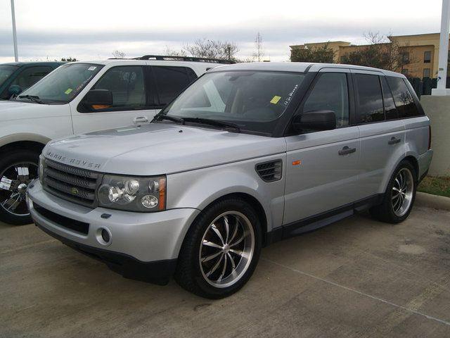 Range Rover Baton Rouge >> 2006 Land Rover Range Rover Sport Hse Baton Rouge La