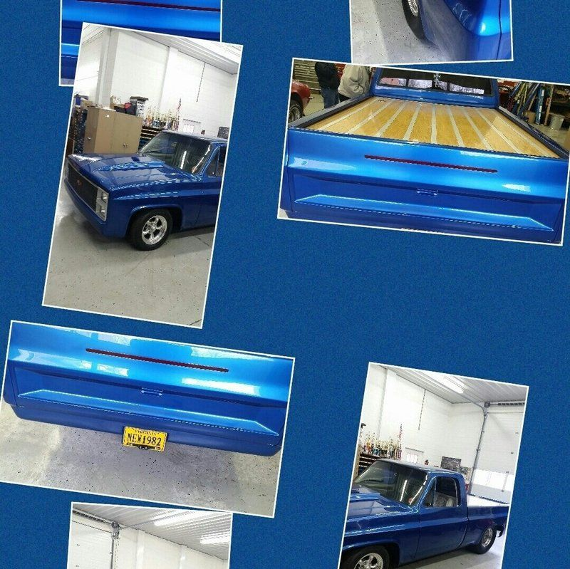 1982 Chevrolet c-10 for sale by Owner - Ruckersville, VA ...