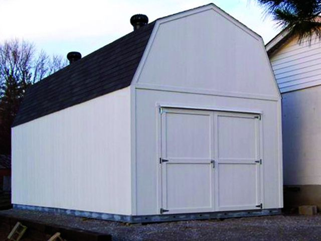 Premier Tall Barn (12x28) | By TUFF SHED Storage Buildings U0026 Garages