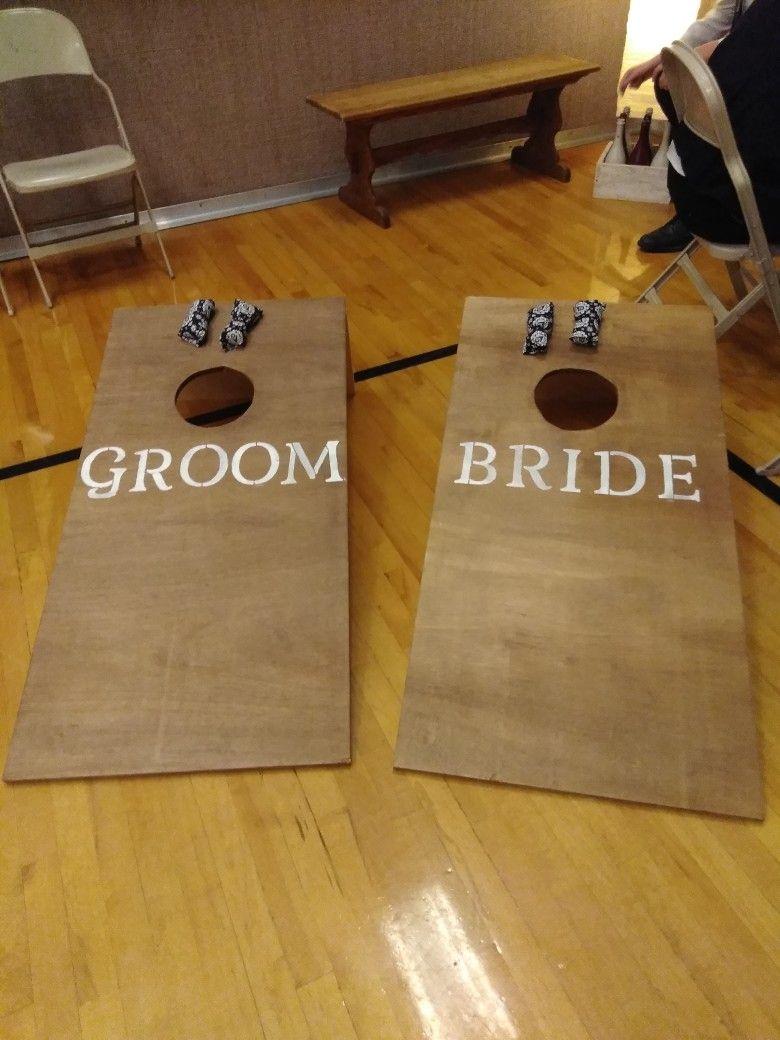 Christmas Plays In Utah 2019 Yard games for guests to play. Bride vs. groom   Utah Diy Wedding