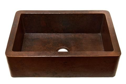 Buy High-Quality Farmhouse Copper Sinks Product Online | Copper ...