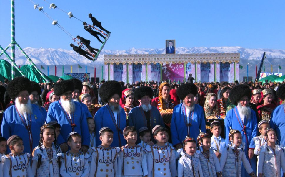 Turkmenistan is the most repressive of the independent states of the former Soviet Union. When former President Saparmurat Niyazov took power in 1991, he isolated the new country, gutted formal institutions, and silenced the media. After his death in 2006, his successor President Gurbanguly Berdimuhamedov promised reforms that never came. All of the candidates who registered for Turkmenistan's February 2012 presidential election were members of the ruling party.