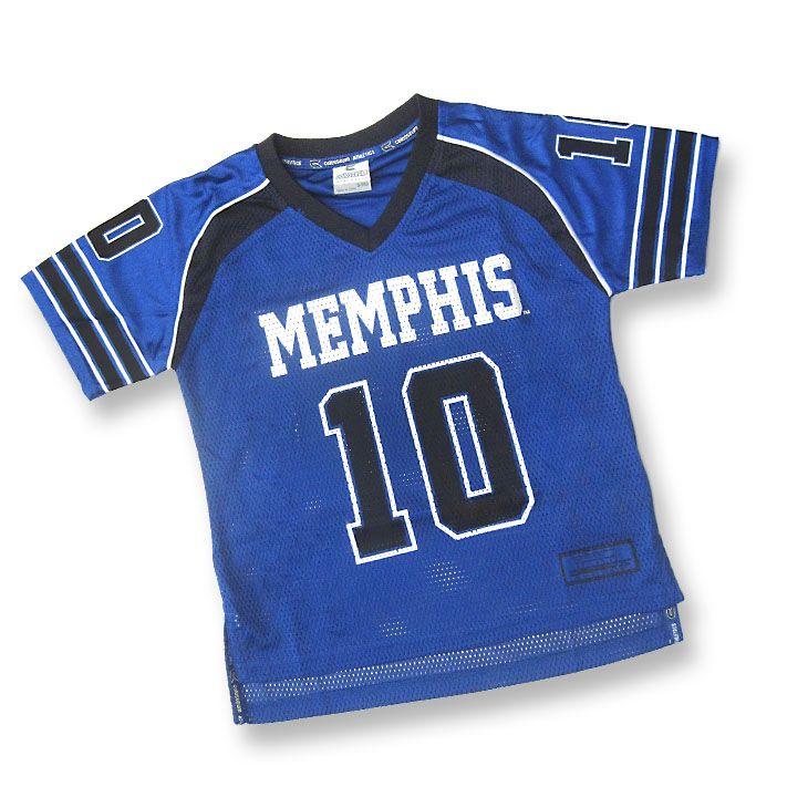 brand new 9770d 05674 Youth Memphis Tigers Football Jersey | Tiger gear we love ...
