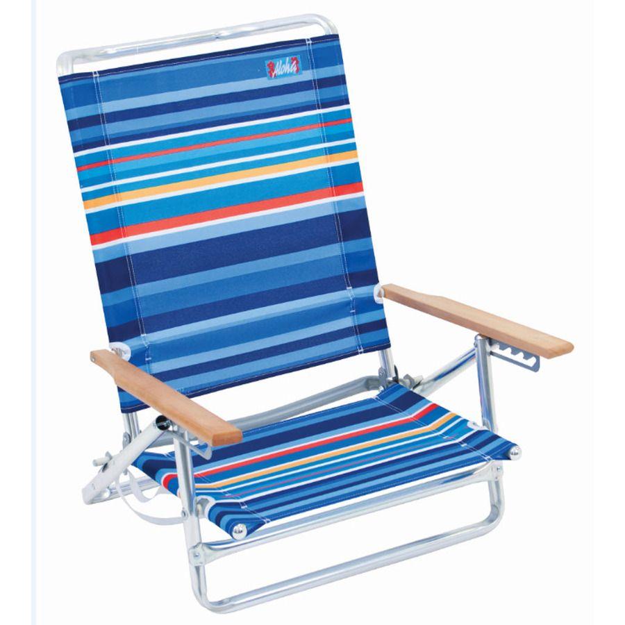 Rio Brands Beach Chair