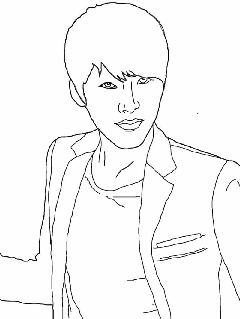 Download Or Print This Amazing Coloring Page Kpop Coloring Pages At Getdrawings Com Free For Personal In 2021 Coloring Pages Detailed Coloring Pages Coloring Sheets