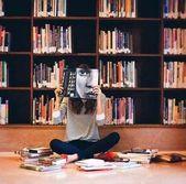65 #ideas #book #photografy #library #photo #shoot #,  #book #bookphotografy #ideas #Library ...