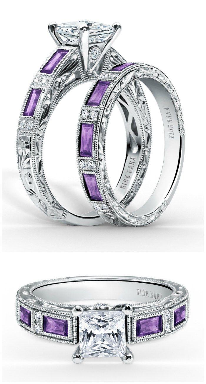 24 chic, modern engagement rings for engagement season