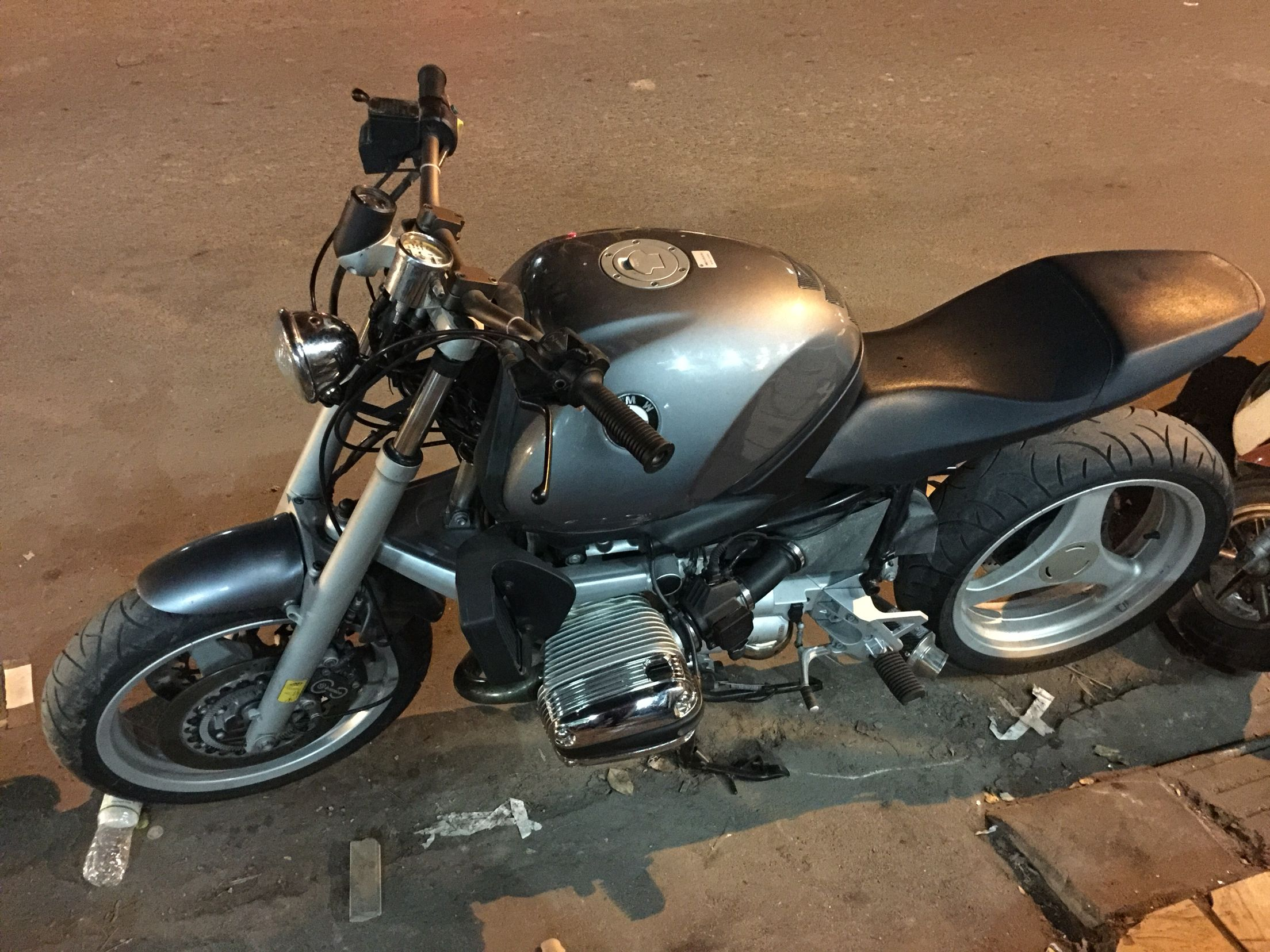 bmw r1100r cafe racer | bmw r1100r | pinterest | bmw, cafes and