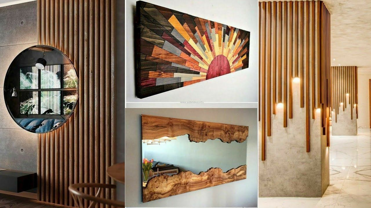 150 Wooden Wall Decorating Ideas For Modern Home Interior Wall Design 2020 Interior Wall Design Modern Houses Interior Wall Decor Design