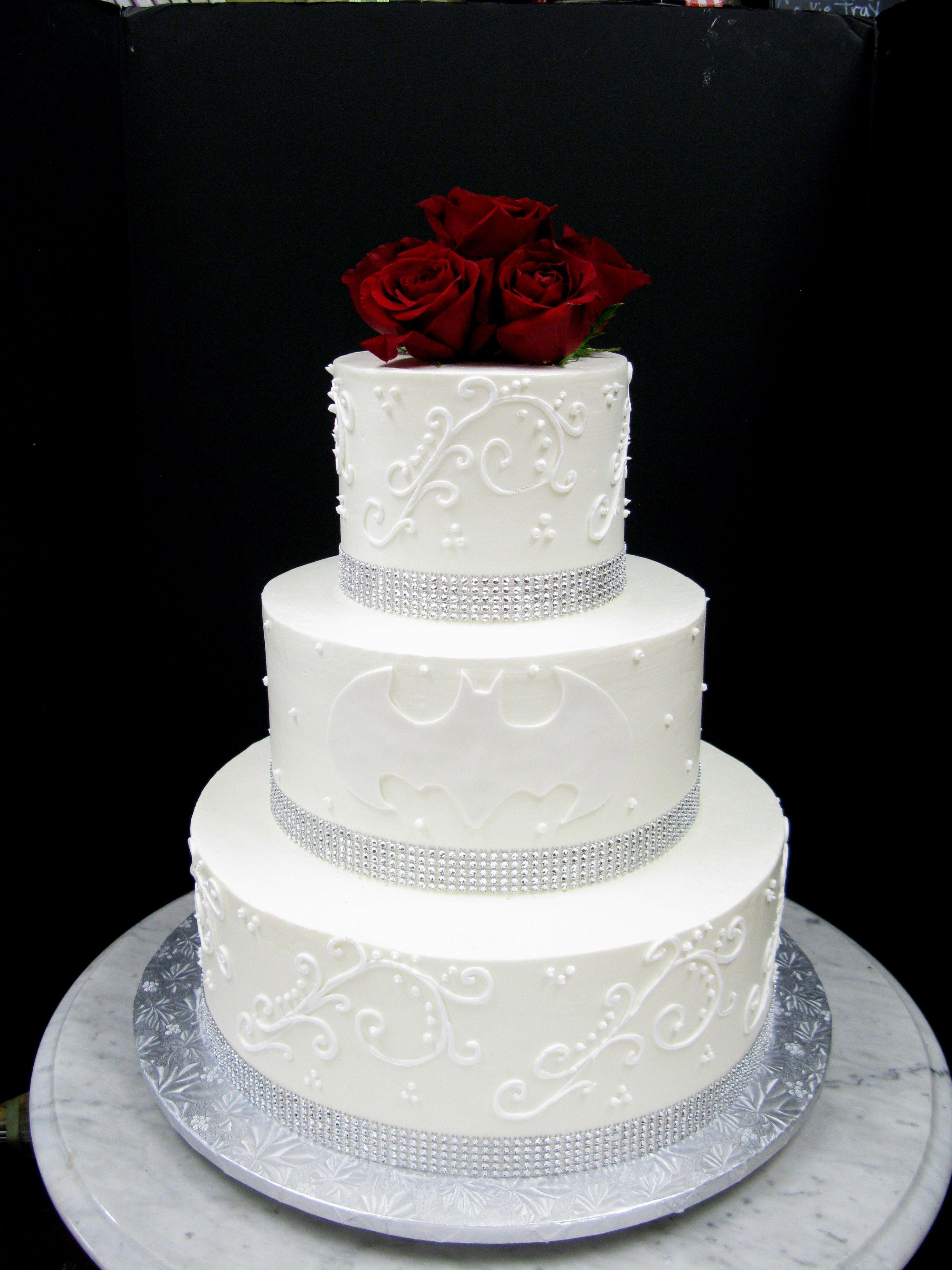 Batman Wedding Cake | Someday my Prince will come. | Pinterest ...
