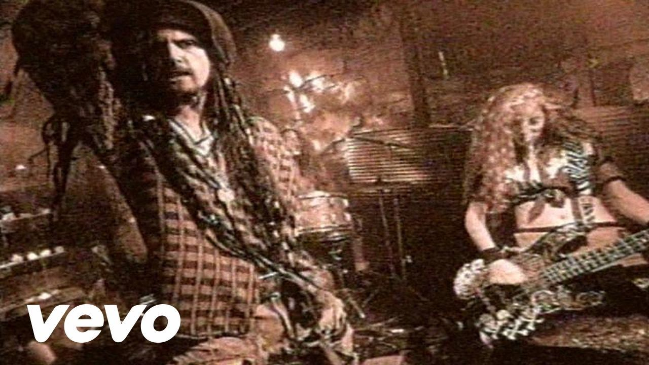 White Zombie - Black Sunshine ft. Iggy Pop I can't stop listening to this song.