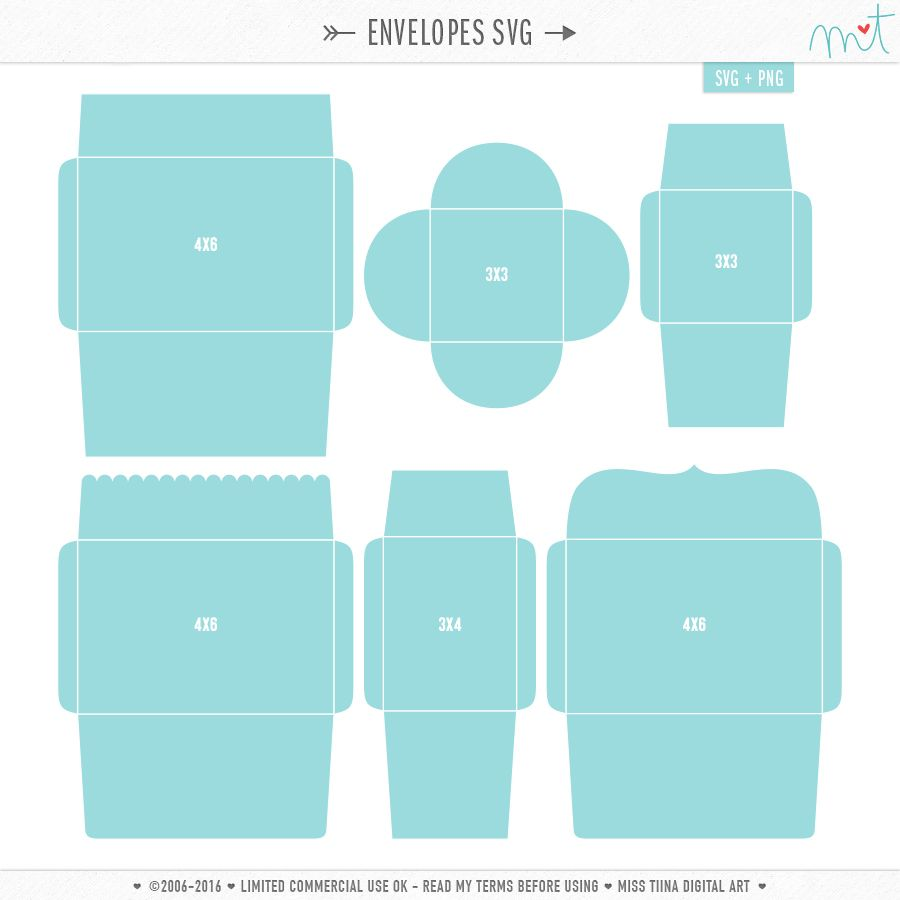 Envelope Templates And Svg S With Images Envelope Template