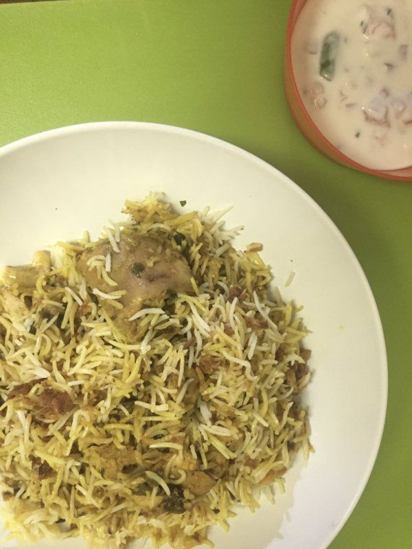 Easy chicken biryani in oven recipe biryani oven and indian curry forumfinder Choice Image