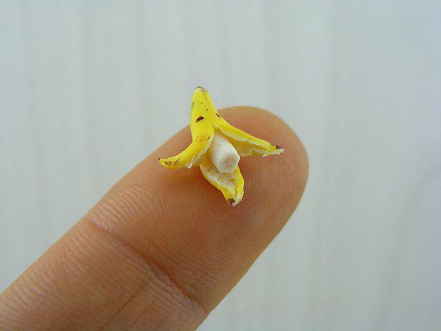peeled mini banana ++ shay aaron